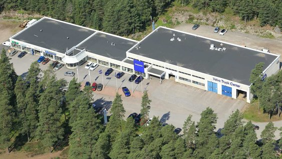 Volvo Truck Center Raasepori