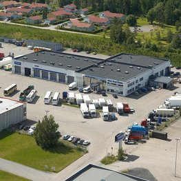 Volvo Truck Center Tampere