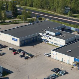 Volvo Truck Center Lahti