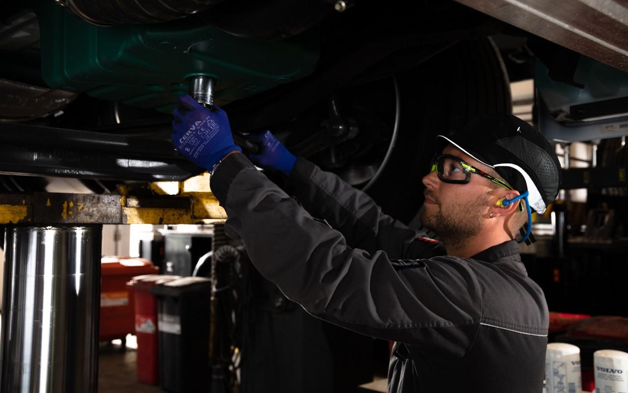 Volvo Truck Center huoltopalvelut